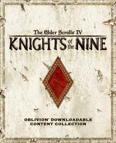 packart for The Elder Scrolls IV:  Knights of the Nine