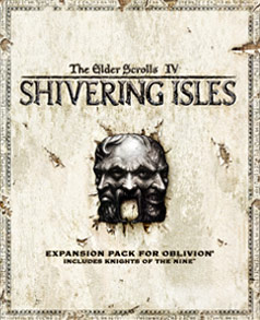 packart for The Elder Scrolls IV: Shivering Isles