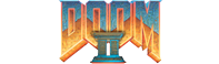 Logo for DOOM II