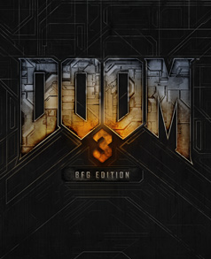 packart for DOOM 3 BFG Edition