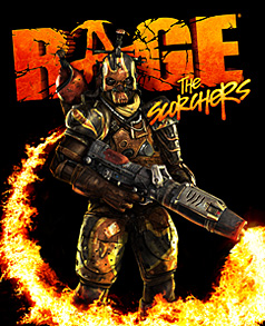 packart for RAGE: T