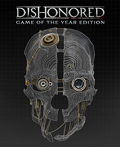 packart for Dishonored: Game of the Year Edition