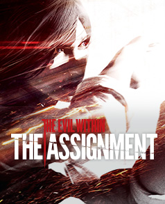 packart for The Evil Within: The Assignment