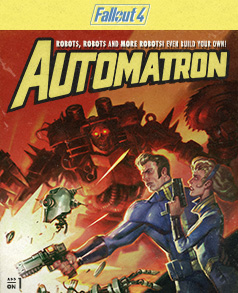 packart for Fallout 4: Automatron